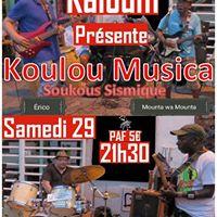 Concert Koulou Musica