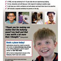 Kidscapes ZAP assertiveness workshop