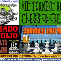 VII Torneo Rock Chess &amp Beers