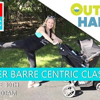 Stroller Barre Centric Class at Outer Harbor
