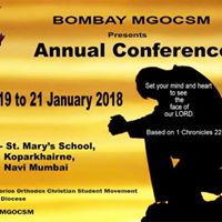 Mgocsm Annual Conference