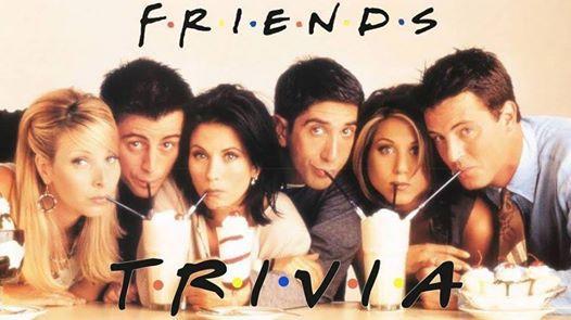 Friends Trivia Bar Crawl - Tallahassee