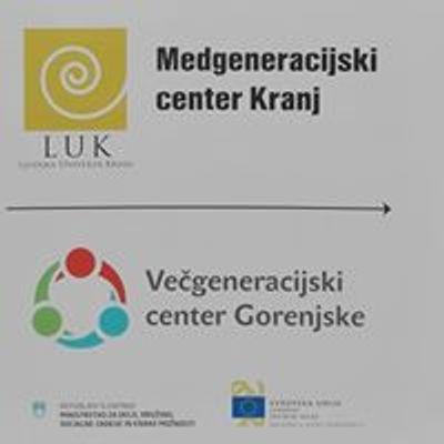 Medgeneracijski Center Kranj