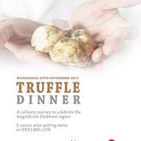 Truffle Dinner