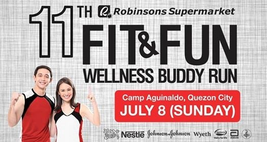 11th Fit & Fun Wellness Buddy Run