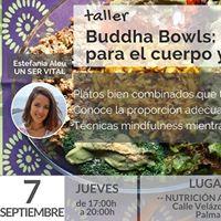Buddha Bowls platos equilibrados y bien combinados