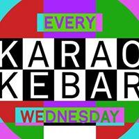 Karaokebar  Every Wednesday