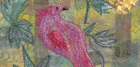 Exhibition Meetings by The Irish Guild of Embroiderers