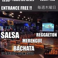 LATIN Night  YOKOSUKA