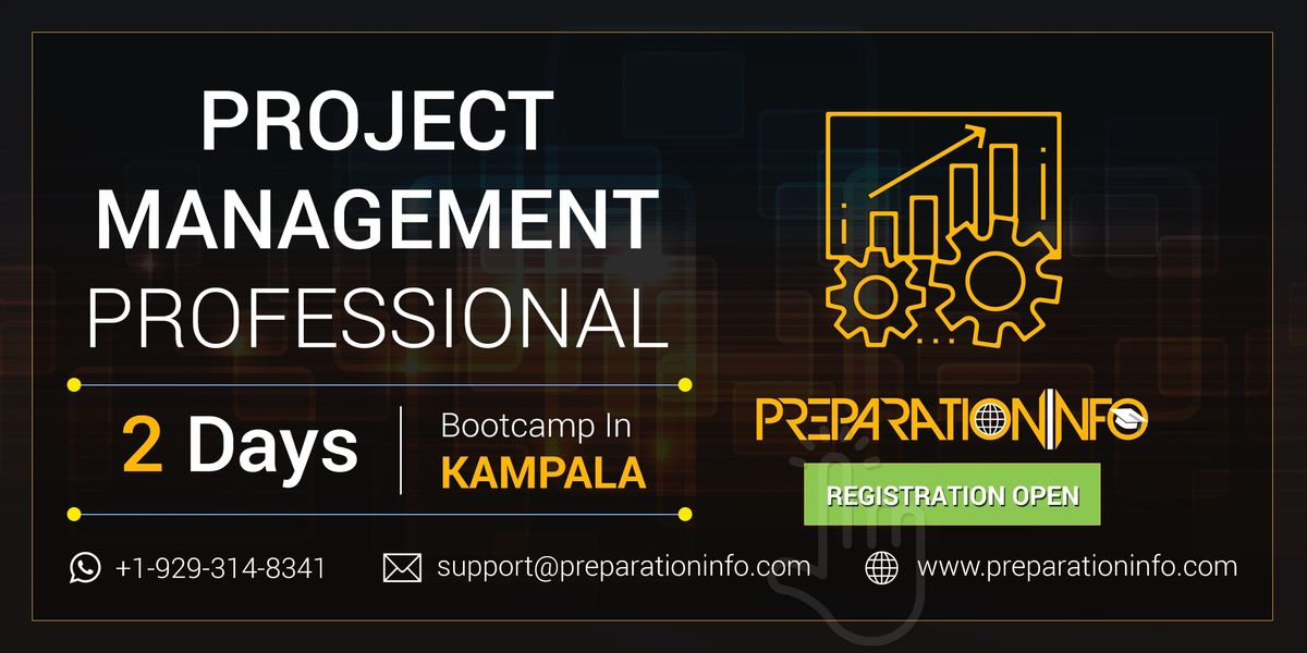 Pmp Certification And Exam Prep Classroom Program In Kampala 2 Days