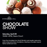 2nd Annual Chocolate Show