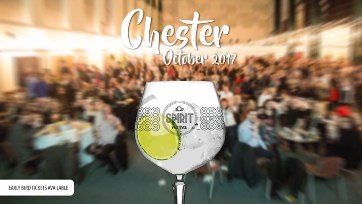 Chester Gin Vodka & Rum Festival