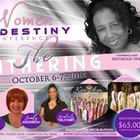 The Women of Destiny The Gathering Conference