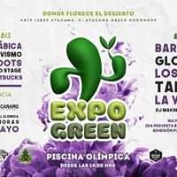 Tiro de Gracia ExpoGreen Copiapo