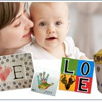 Mommy &amp Me Baby Print Party