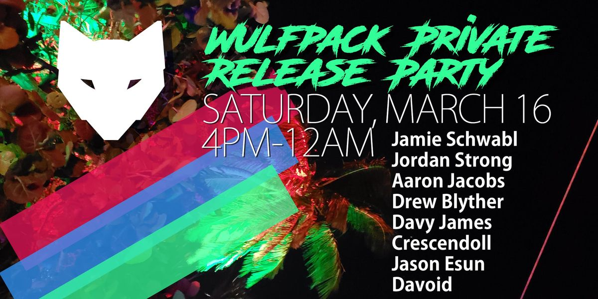 Wulfpack Release Party