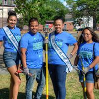 Spring Cleanup at Donigian Park