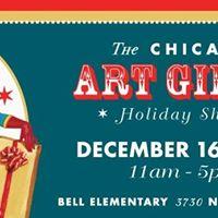 Chicago Art Girls Holiday Show