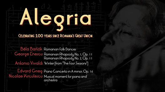 Romania 100 - Symphonic Anniversary Concert at Isabel Bader
