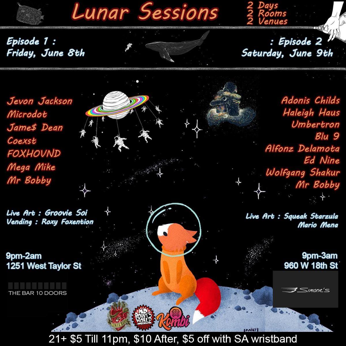 Lunar Sessions Episode 1