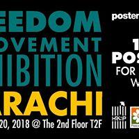 Freedom Of Movement Exhibition Karachi