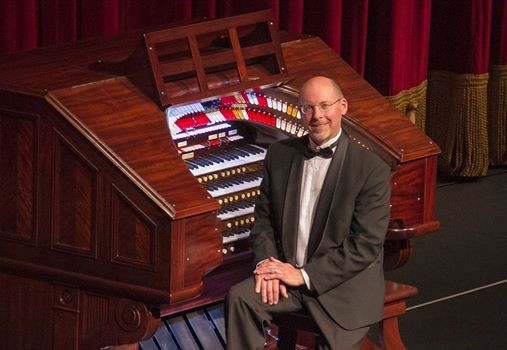 The Great American Songbook Theatre Organ Concert by David Peckh