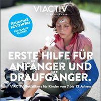 Viactiv Erste Hilfe fr Anfnger und Draufgnger
