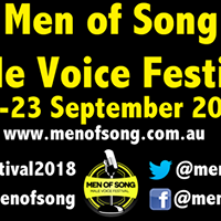 Men of Song Male Voice Festival