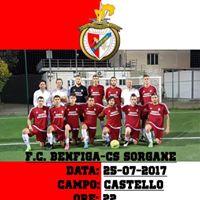 F.C. Benfiga-CS Sorgane