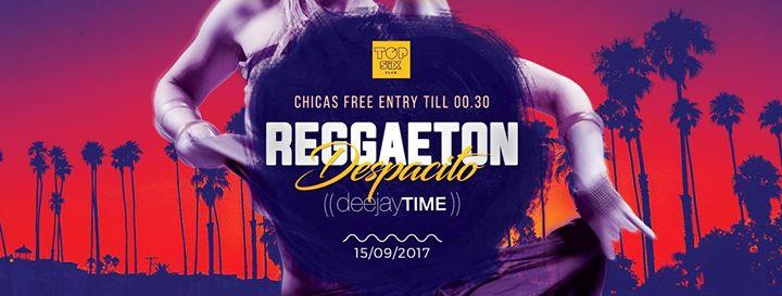 Reggaeton especiales despacito I top six I petek I friday 15.9.