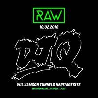 RAW  Williamson Tunnels w DJ Q (2hr Set)