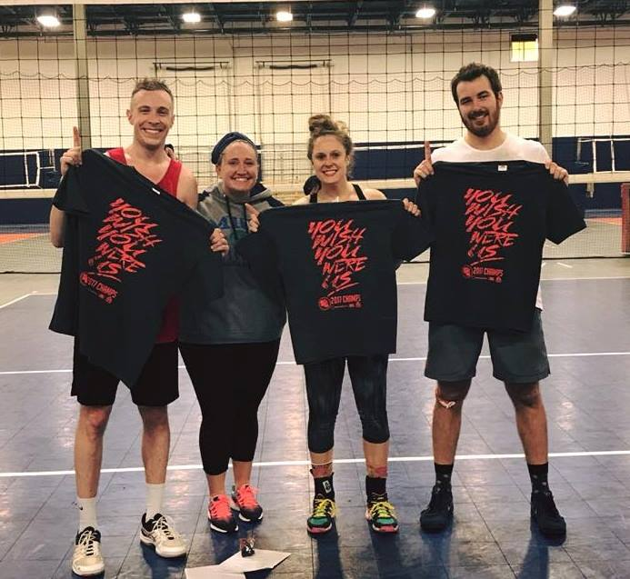 Coed Showdown - Volleyball Tournament