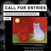 Coventry University Drawing Prize - Entry Day