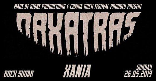 Naxatras [GR] live at Rock Sugar