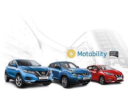 Nissan Open Doors Motability Event (Stafford)