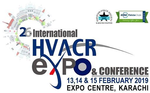 26th International HVACR & Building services expo & conference