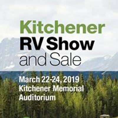The Kitchener RV Show and Sale