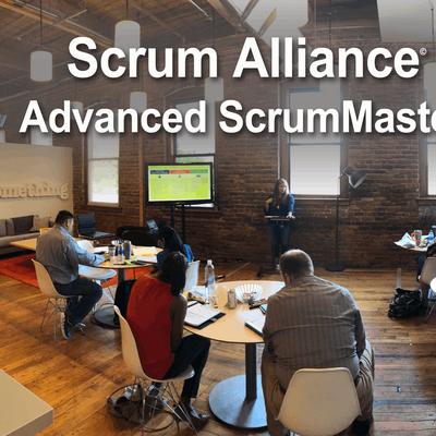 Certified Advanced Scrum Master Training (A-CSM)