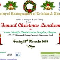 Annual Christmas Luncheon 2015