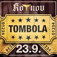 Tombola  23.9  Kotnov