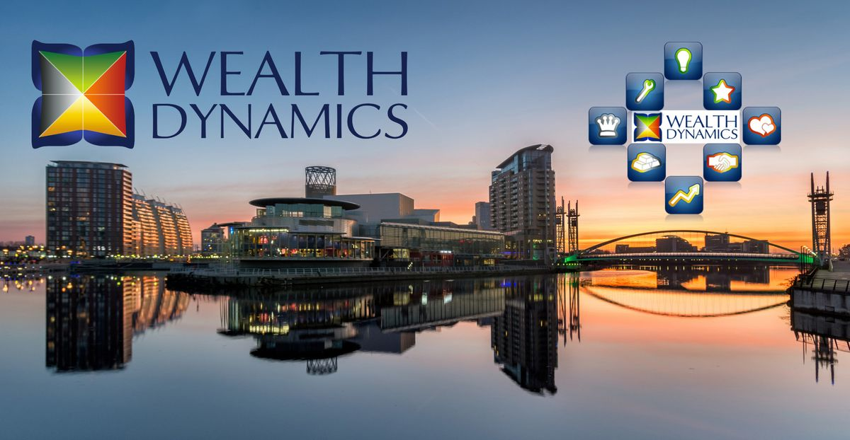 Wealth Dynamics Profiling Workshop with Roger Hamilton LIVE in Manchester