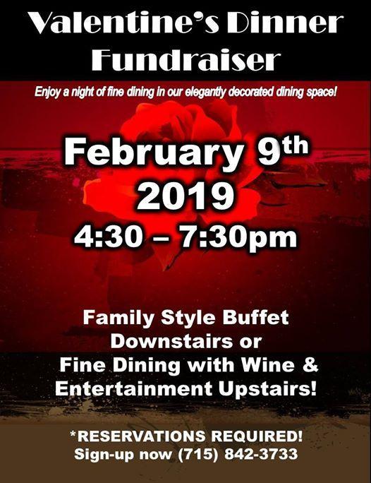 valentines fundraiser dinner at st paul s united church of christ426