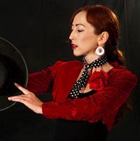 Flamenco Dance Classes with Elena Villa in August 2017