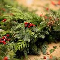 Christmas floral workshop - Holly wreath or swagextra date