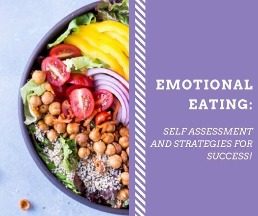 Emotional Eating Self Assessment and Strategies for Success