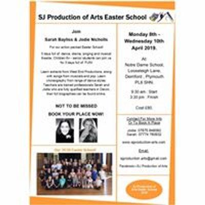 SJ Production of Arts