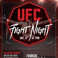 Werdum vs Velasquez UFC Fight