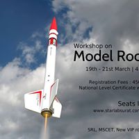 3 Days Workshop on Model Rocketry