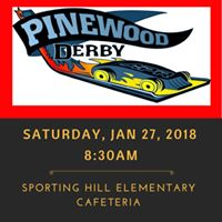 Pack 196 Pinewood Derby