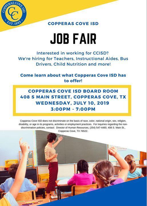Jobs In Copperas Cove Tx - FamilyScopes